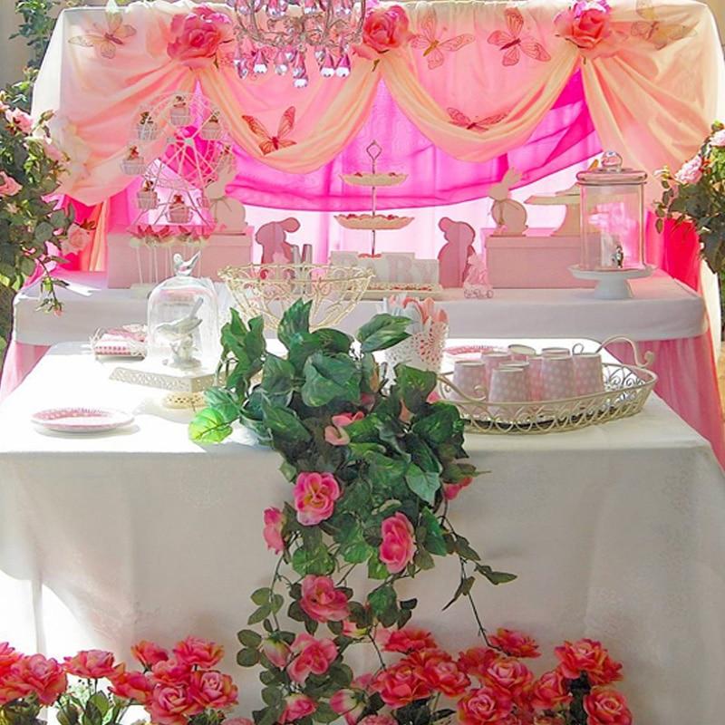 Cake-Buffet-Settings