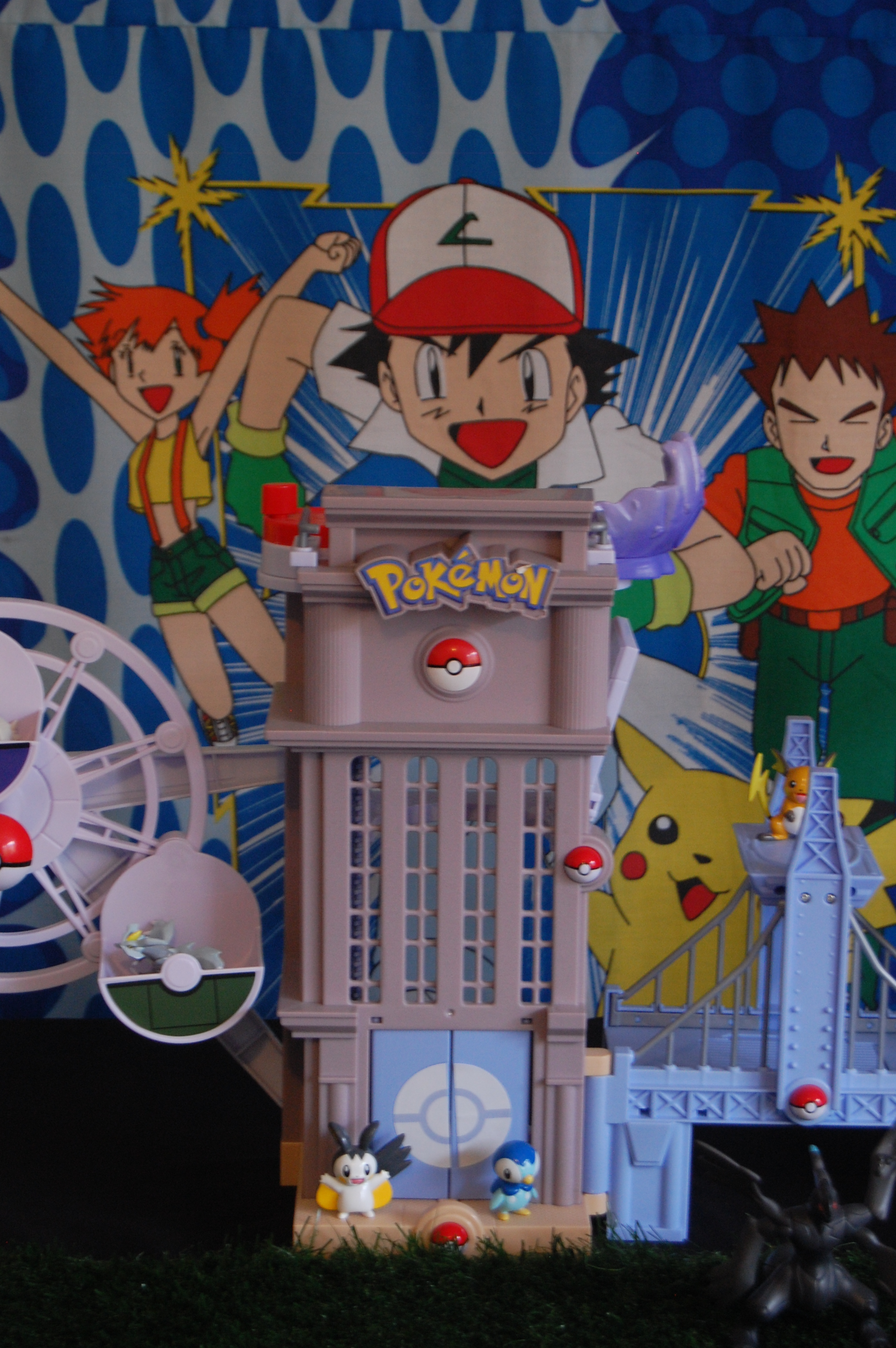 Pokemon Table Setting Wish Upon A Party
