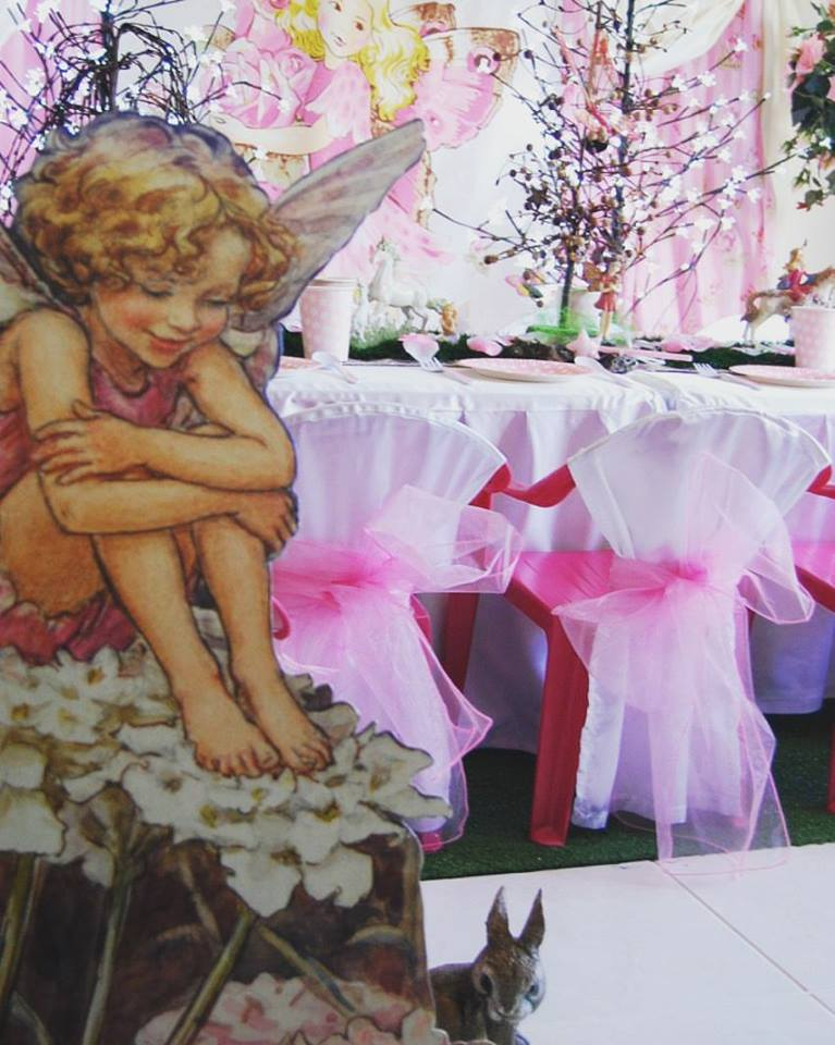 Fairy Table Setting Wish Upon A Party