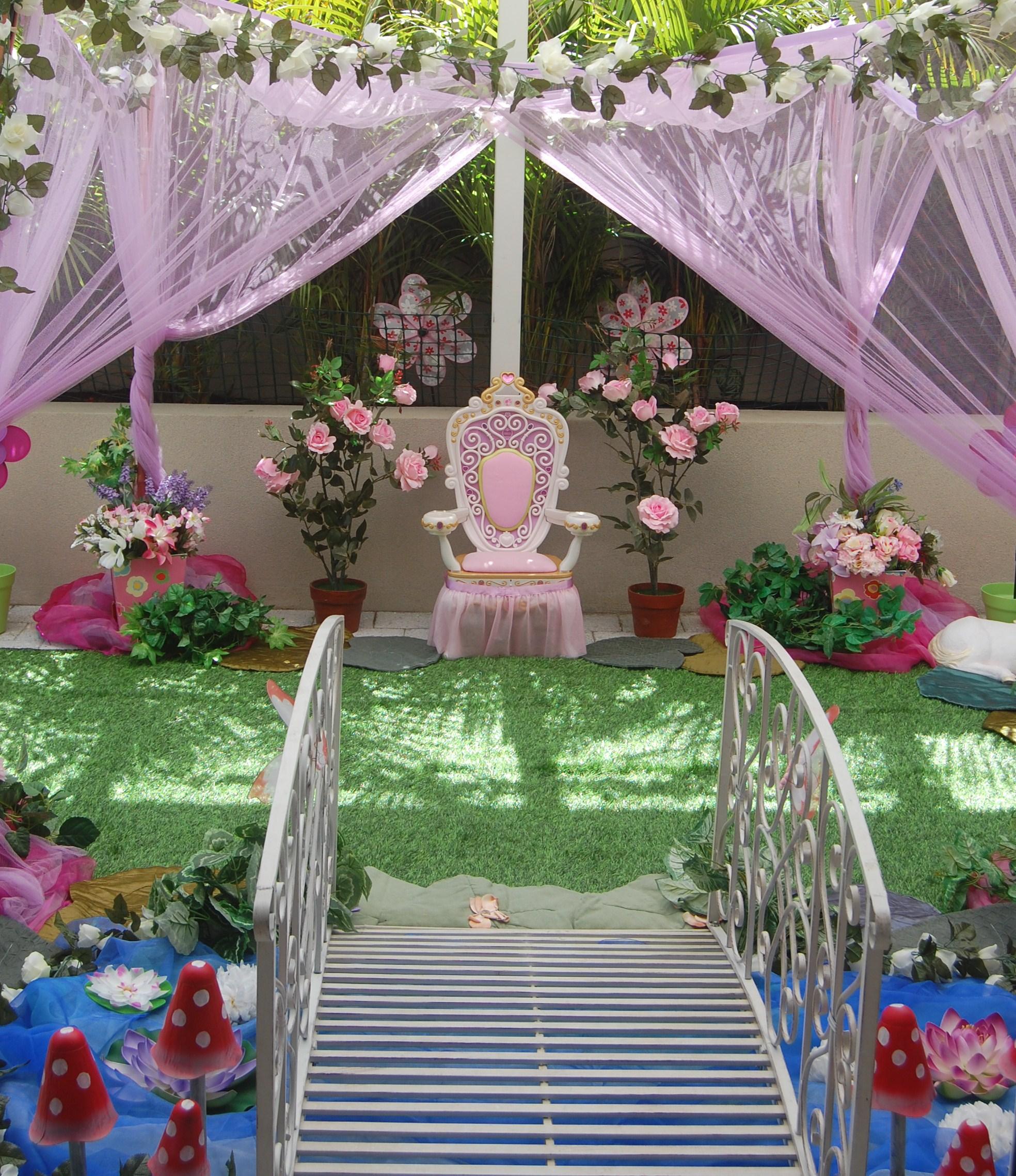 Princess Garden Wish Upon A Party