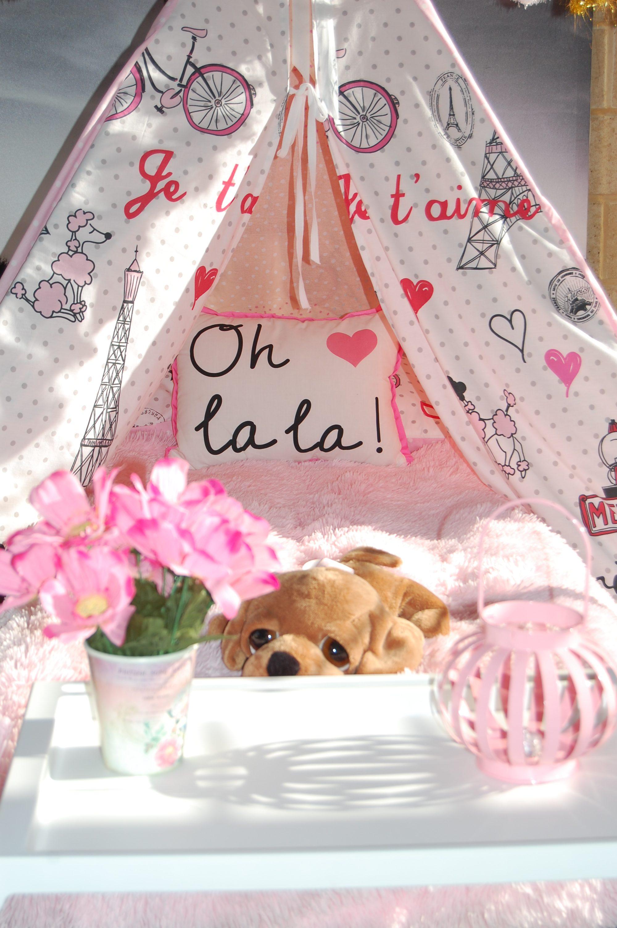 Paris Slumber Party Wish Upon A Party