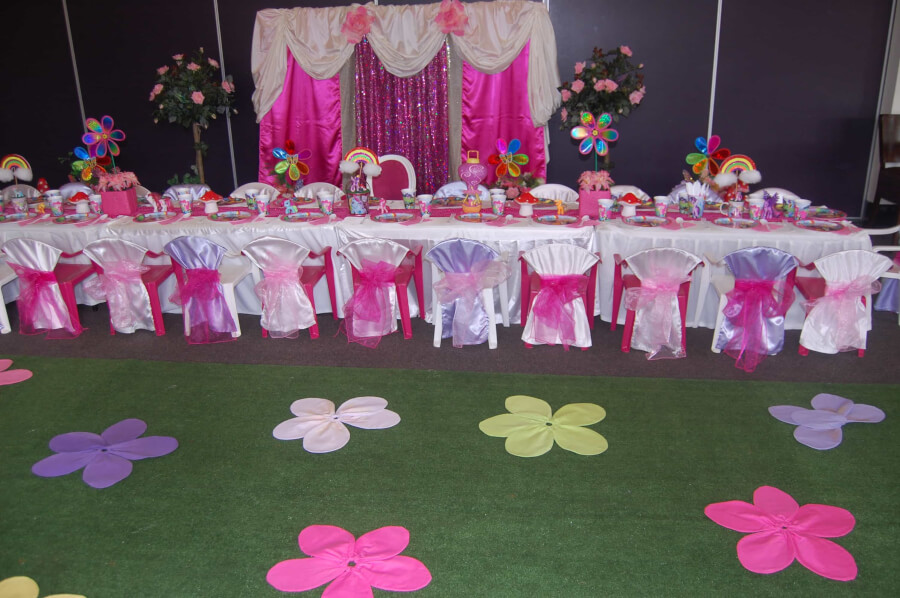 My Little Pony Table Setting Wish Upon A Party